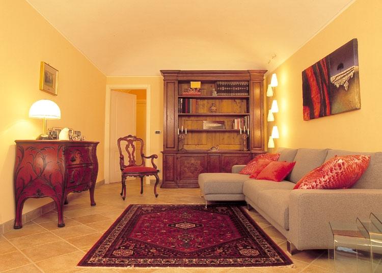 Grobbo valle interior design a torino for Arredare moderno e antico
