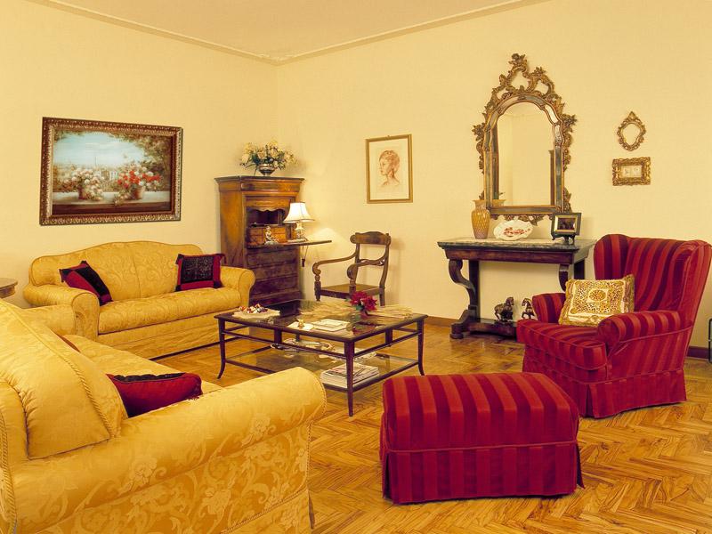 gallery classico classico in appartamento