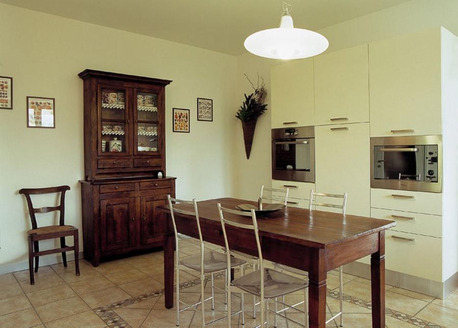 Misto in villa for Stile classico moderno